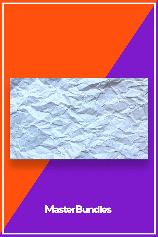 Paper Rough Damaged Texture.