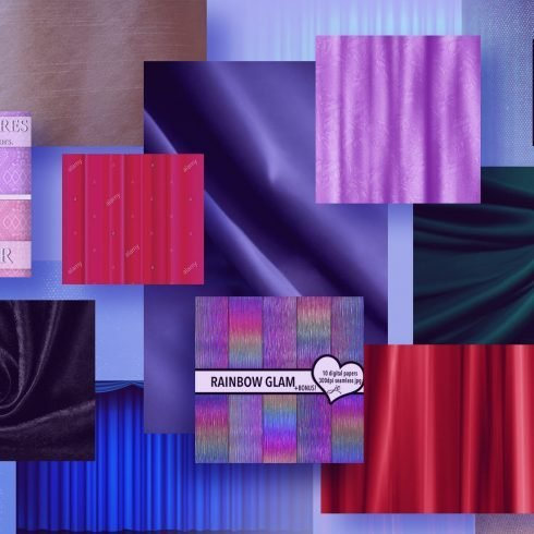 20+ Best Curtains Texture Images in 2021: Free and Premium