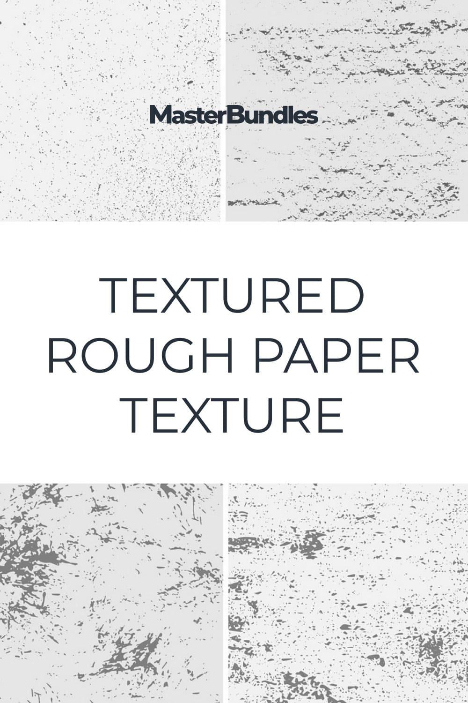 Textured Rough Paper Texture.