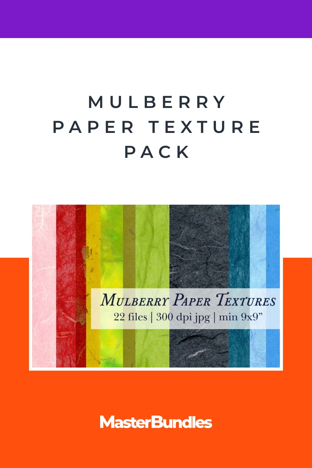 Mulberry Paper Texture Pack.