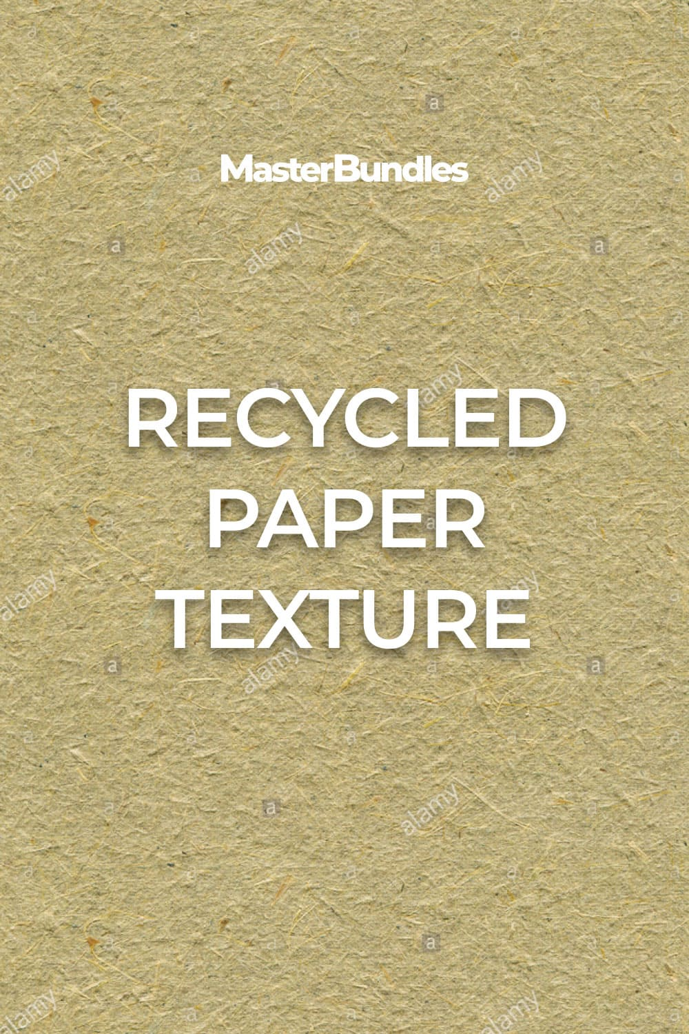 Recycled Paper Texture.