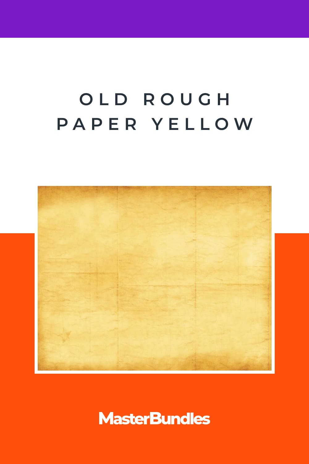 Old Rough Paper Yellow.