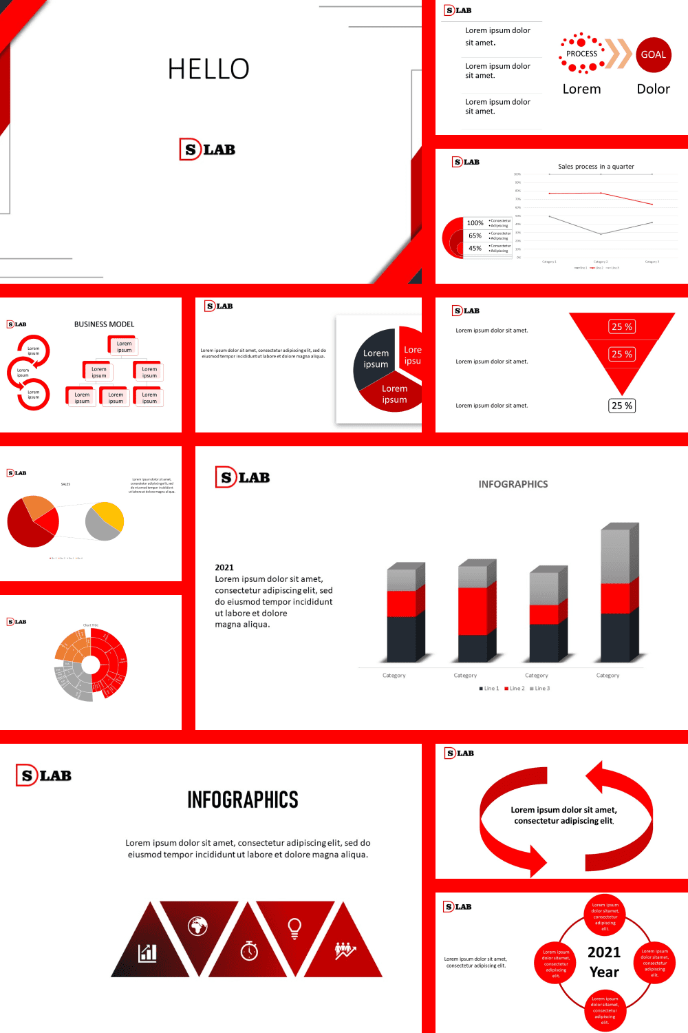 Business Ethics PowerPoint Template.