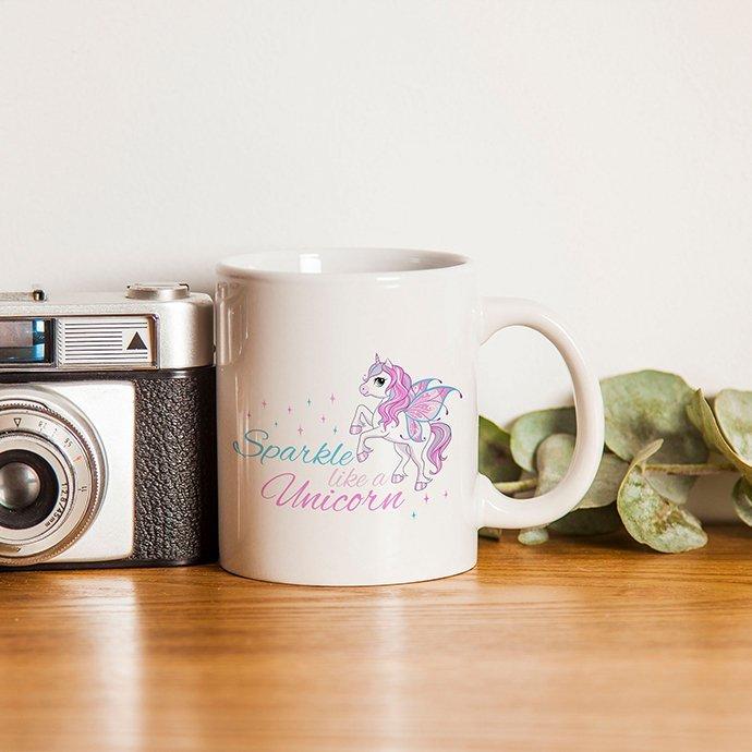 Unicorn cup.