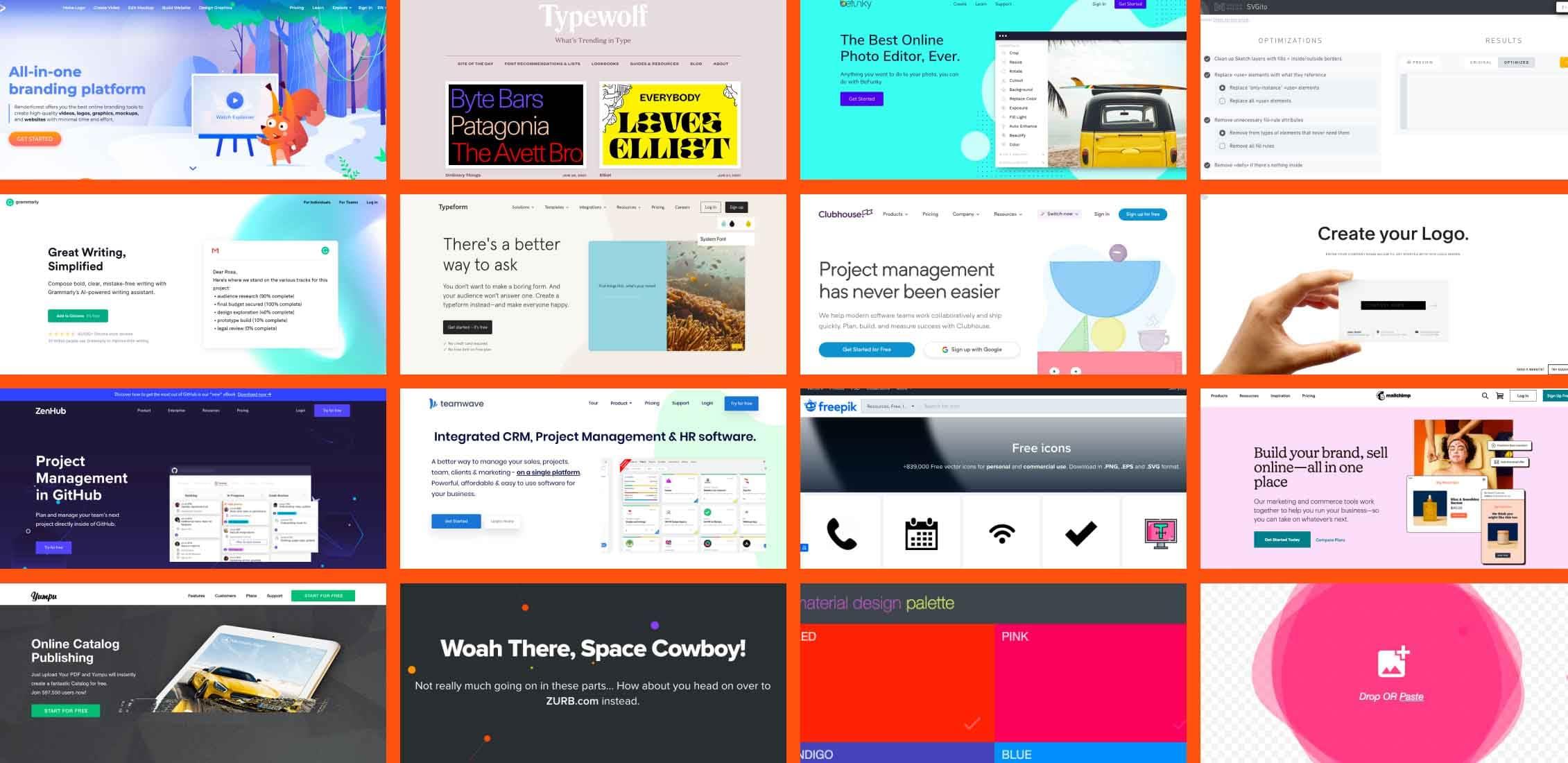 670 Graphic Design Web Development Example.