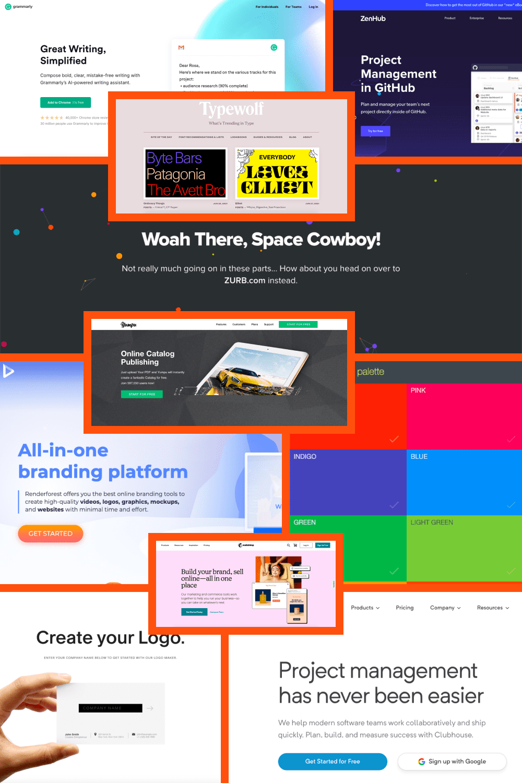 670 Graphic Design Web Development pinterest.