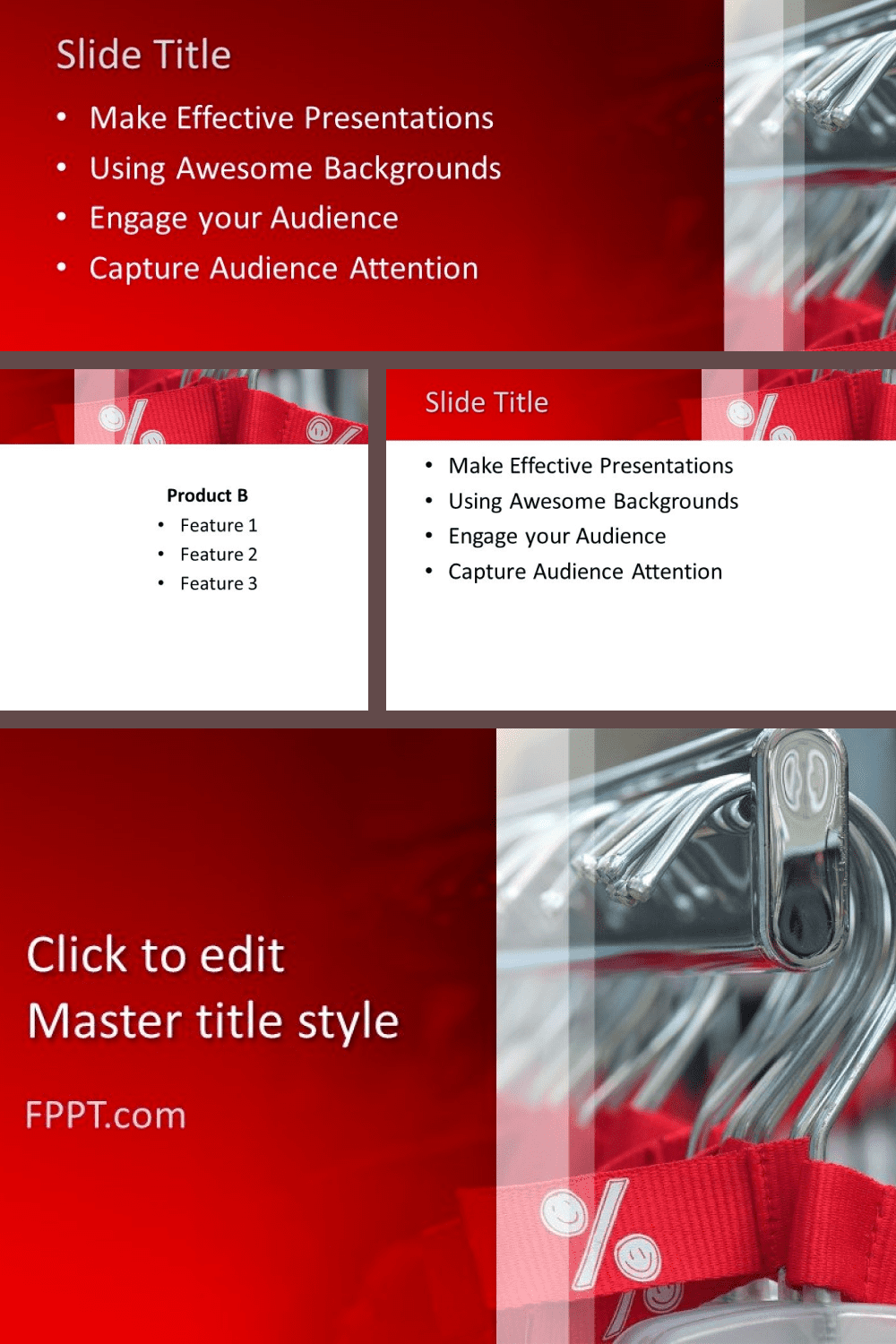 Free Retail Sales Strategy PowerPoint Template.