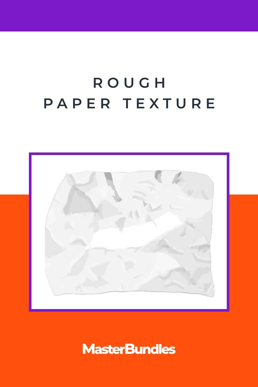 Rough Paper Texture.
