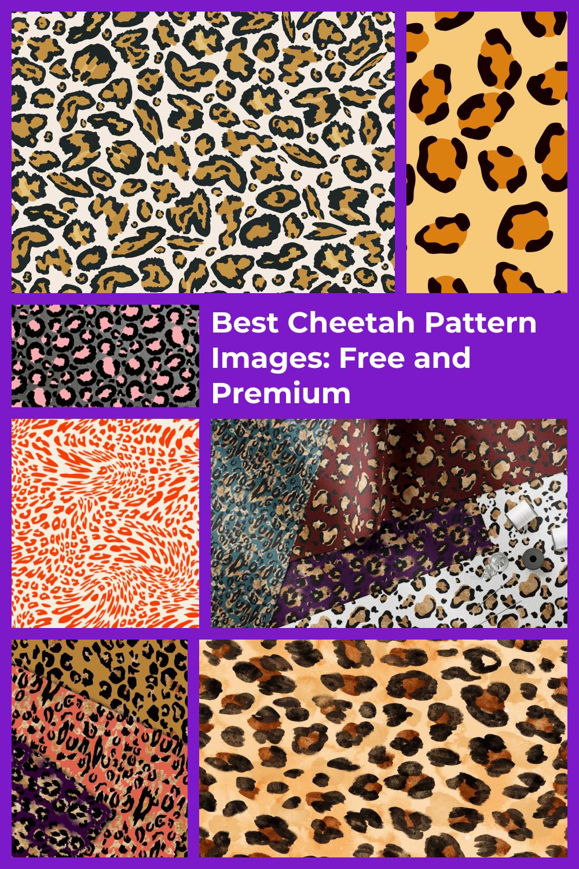 Cheetah Patterns Pinterest.