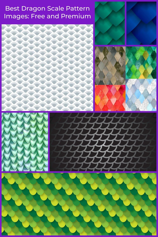 Dragon Scales Pattern Pinterest.