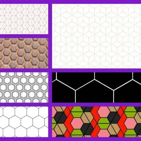 Best Hexagon Patterns Example.