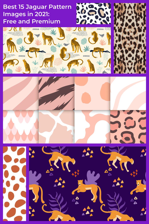 Jaguar Pattern Pinterest.