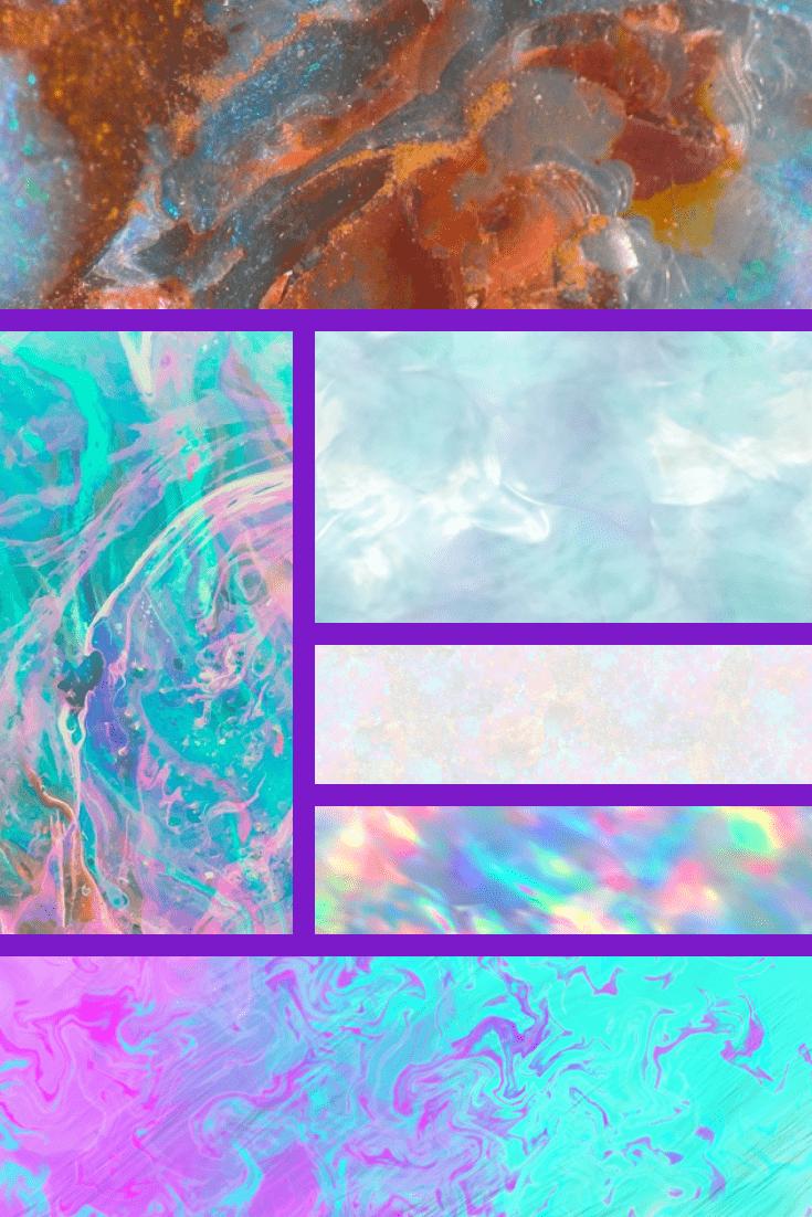Opal texture Pinterest.
