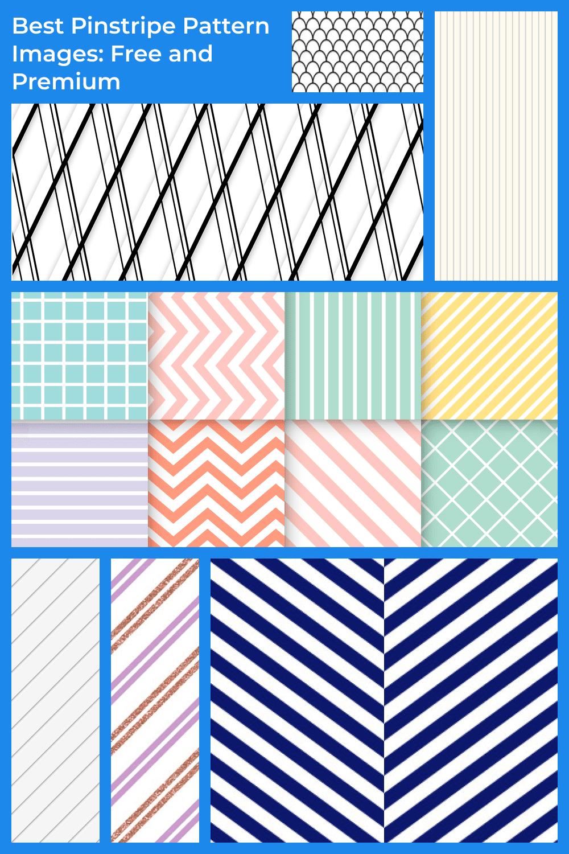 Pinstripe Pattern Pinterest.