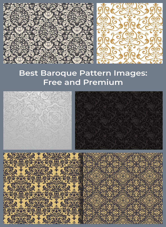 Baroque Pattern Pinterest.