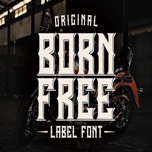 Born free main cover.