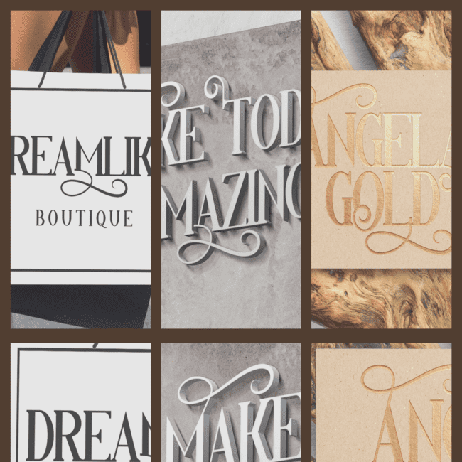 Fairy Tale Typeface cover image.