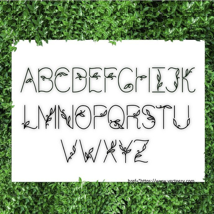 Greenpower thin line font cover image.