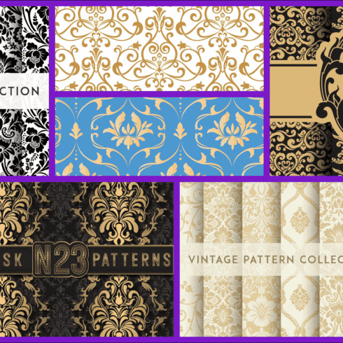 Best Baroque Pattern Example.