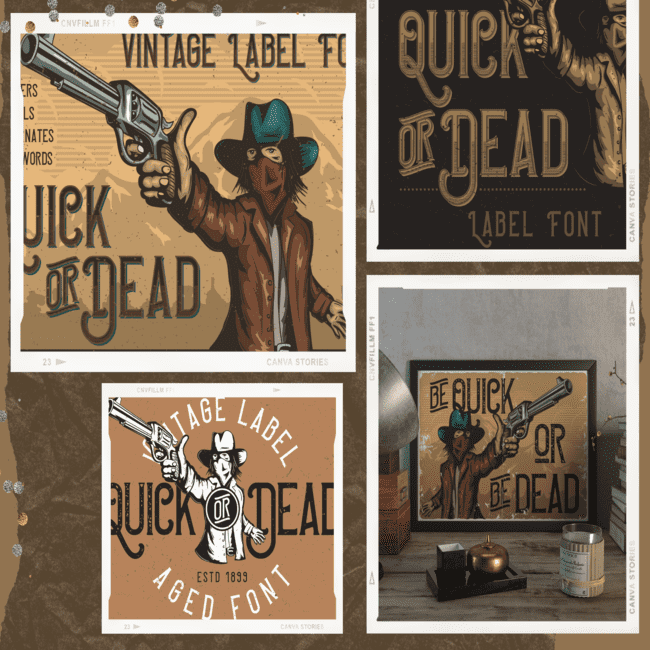 Quick or Dead cover image.