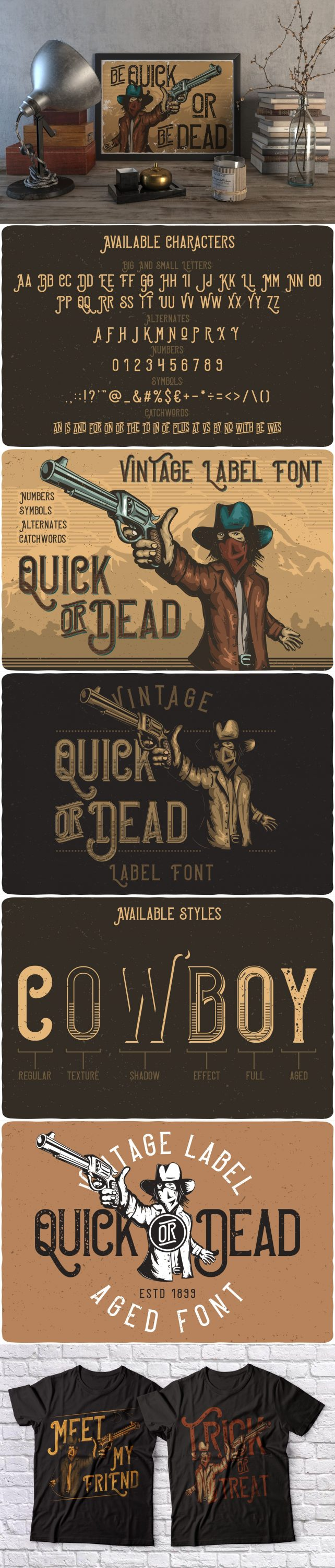 Quick or Dead for pinterest.