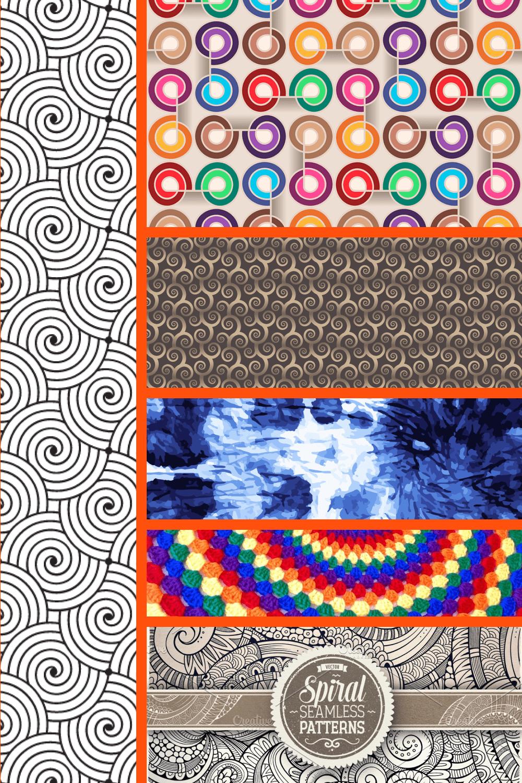 Spiral Pattern Pinterest.