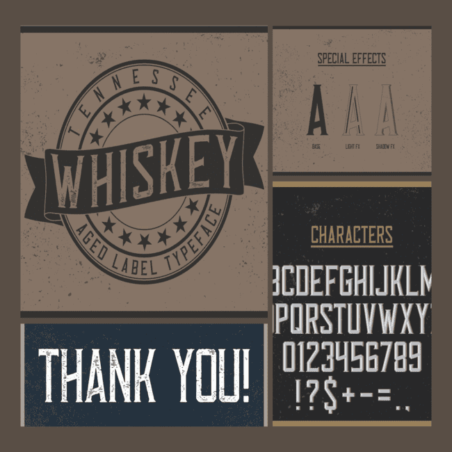 Tennessee Whiskey cover image.