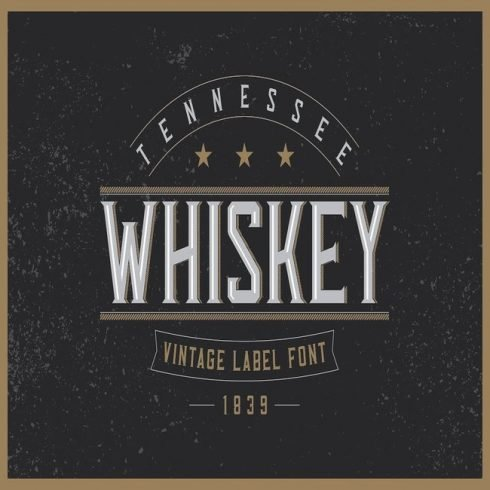 Tennessee Whiskey main cover.