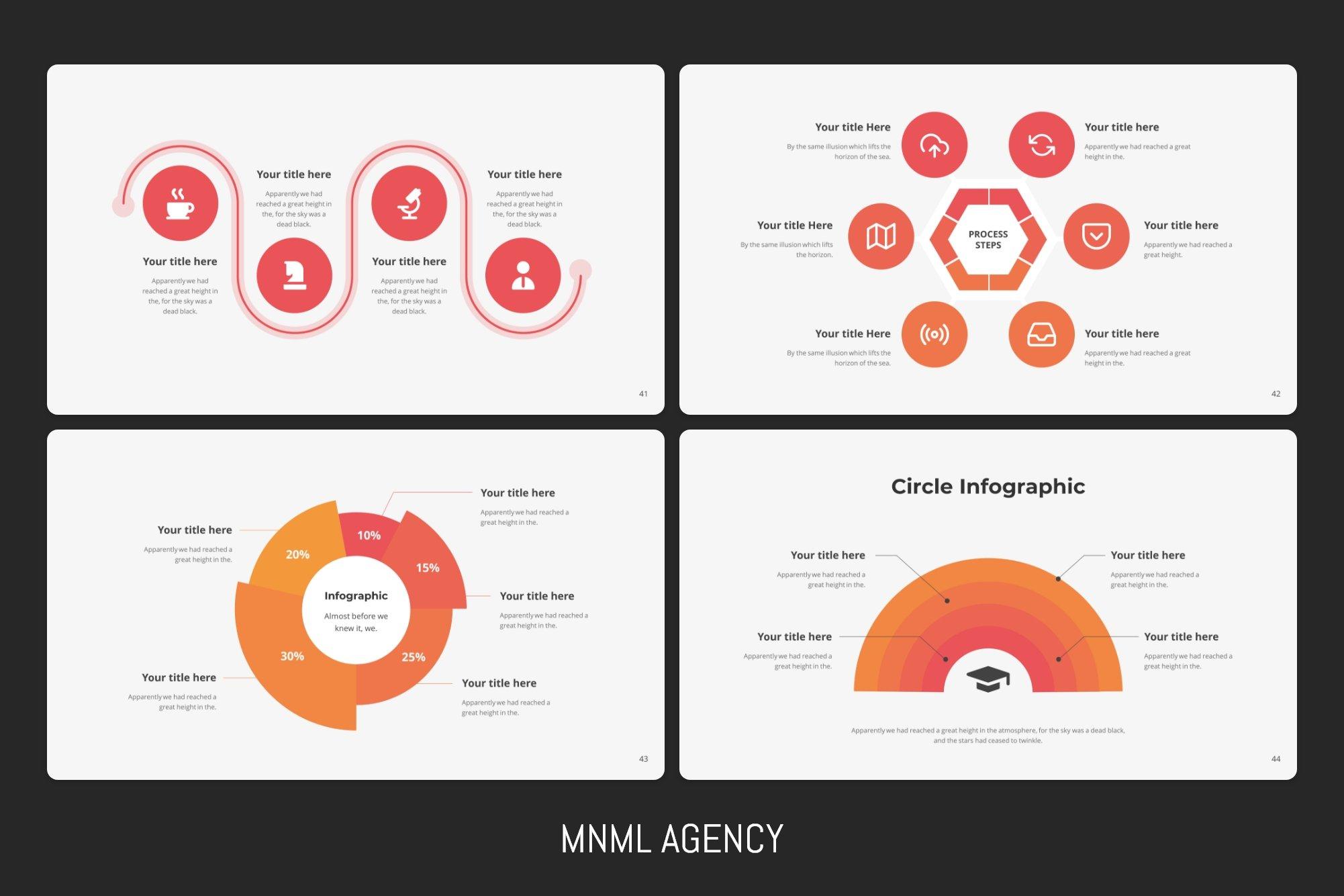 Serpentine infographics.