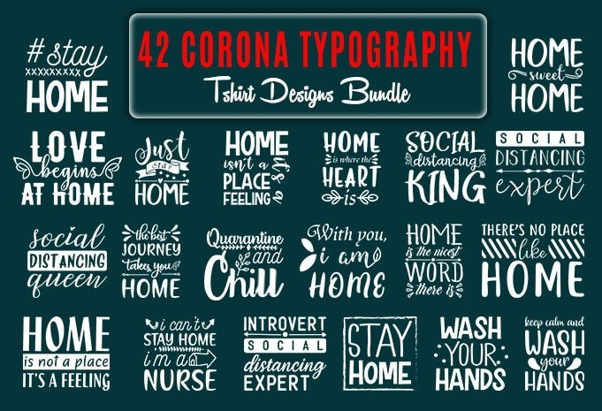All letterings which include at this bundle on a black slide.