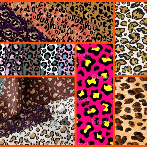 Cheetah Patterns Example.