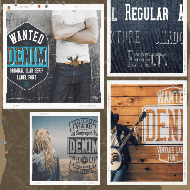 wanted denim cover image.