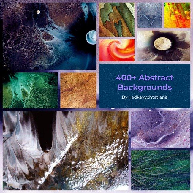 01 Abstract Backgrounds 1100х1100 1