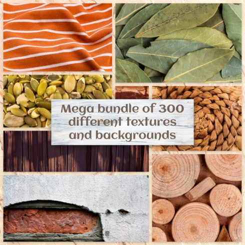 01 Mega bundle of 300 different textures and backgrounds 1100x1100 2