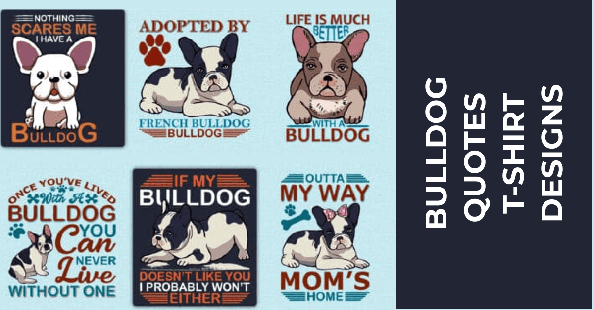 Horizontal header image of a collection with bulldogs.