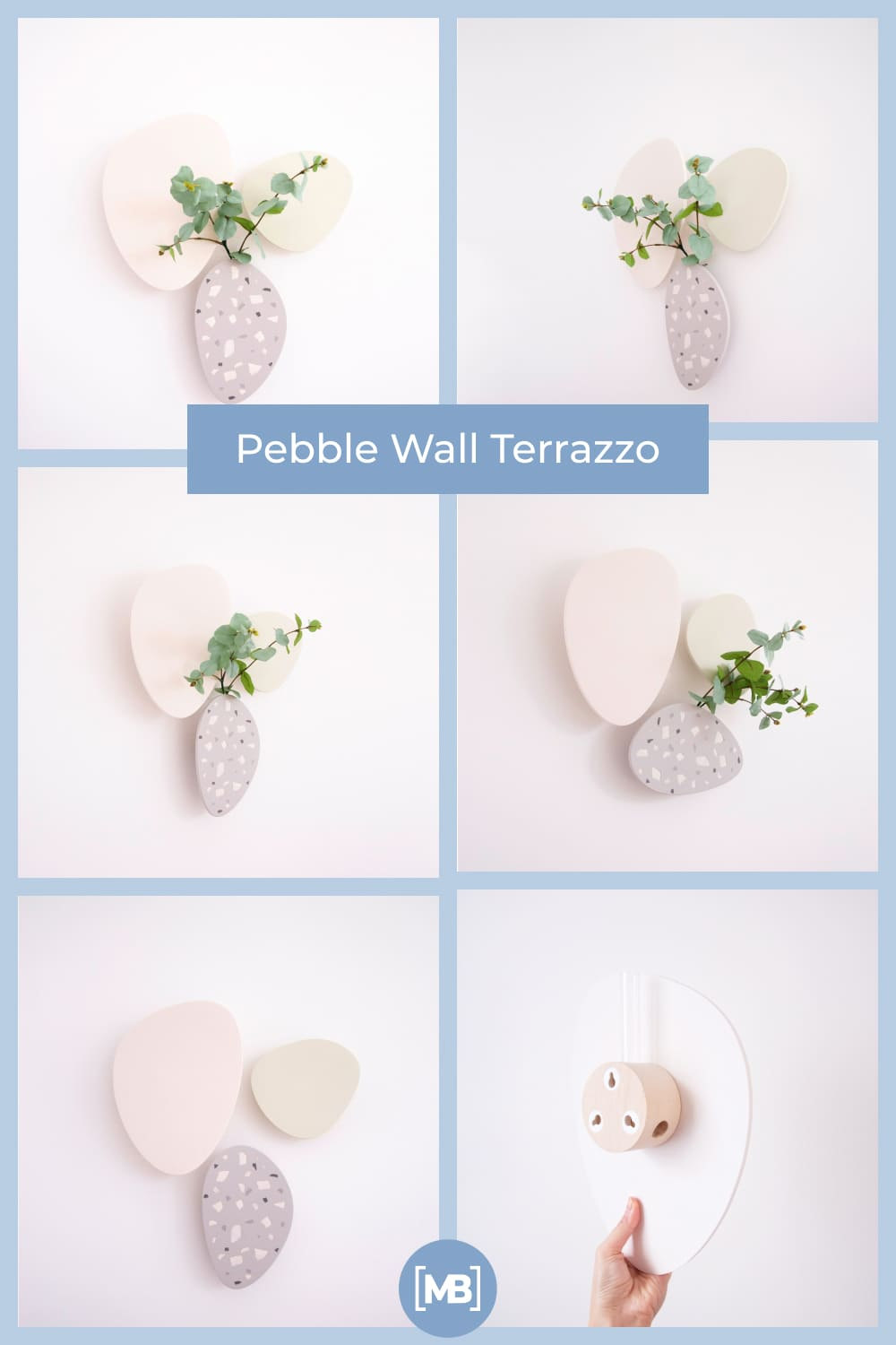 The Teumsae series of vases resembles humble plants growing through the gaps between sidewalks and stone fences.