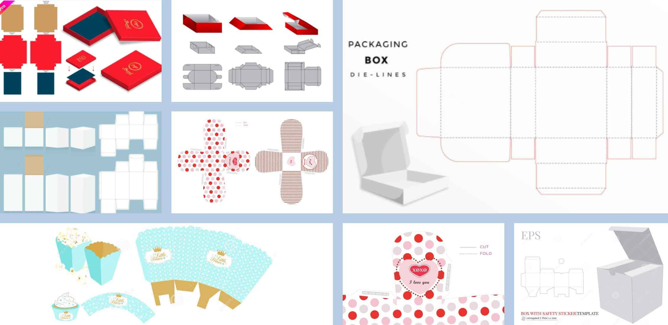 10 Best Box Templates in 2021 Example.