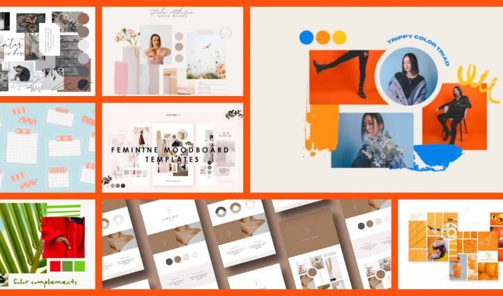 10 Best Mood Board Templates Example.
