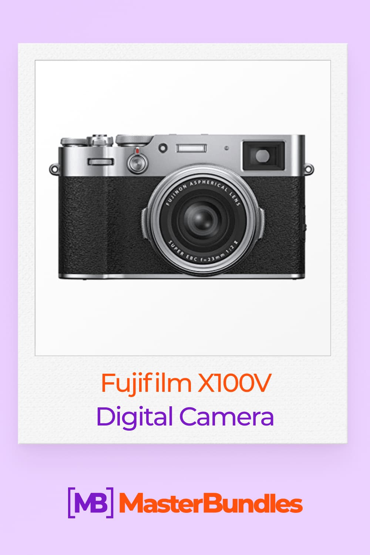 Digital camera for comfortable trips.