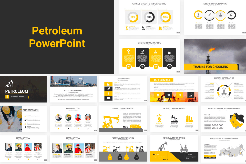 Petroleum PowerPoint.