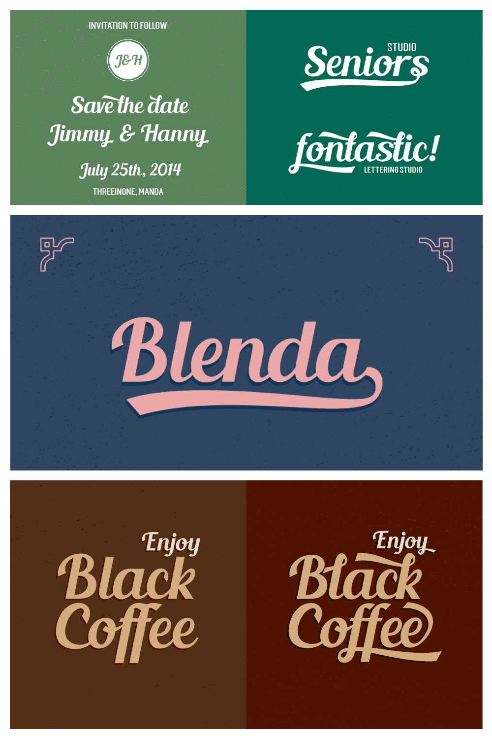 This font is perfect for packaging printing.