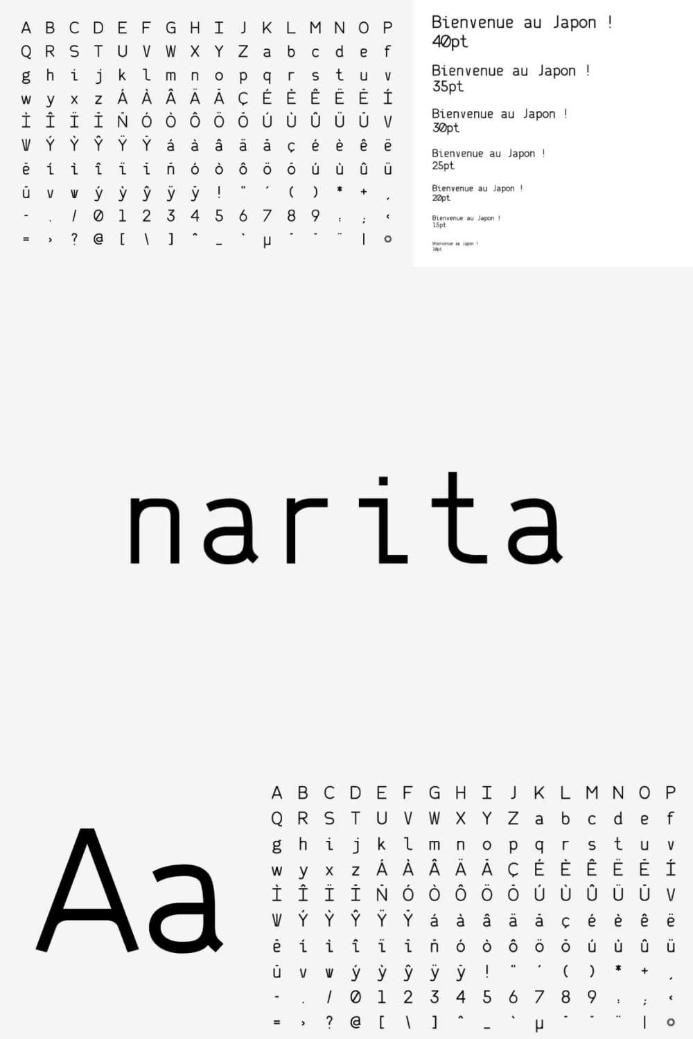 Font for anime and modern cartoons for adults.