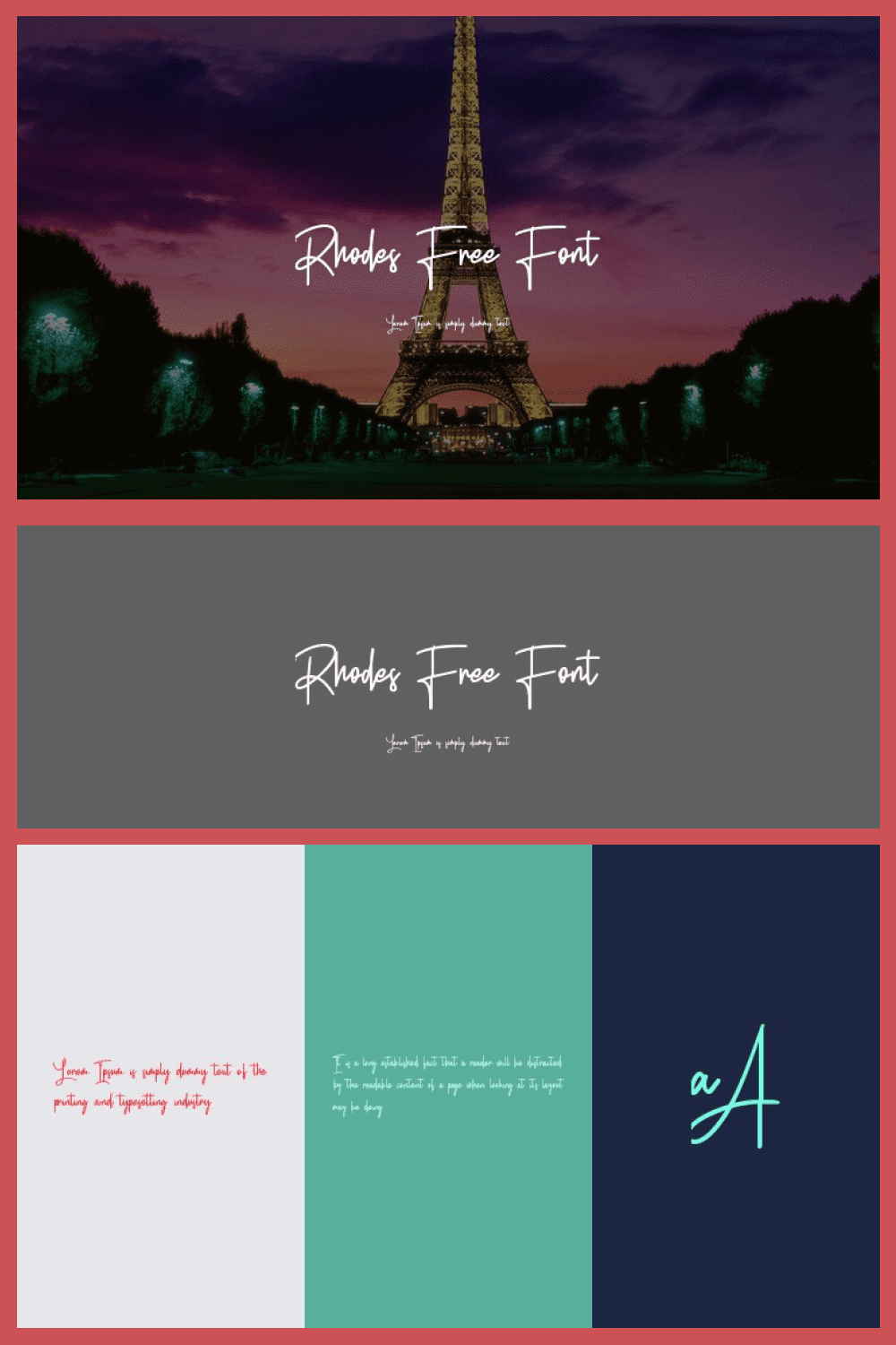 A romantic font that conveys love and tenderness.