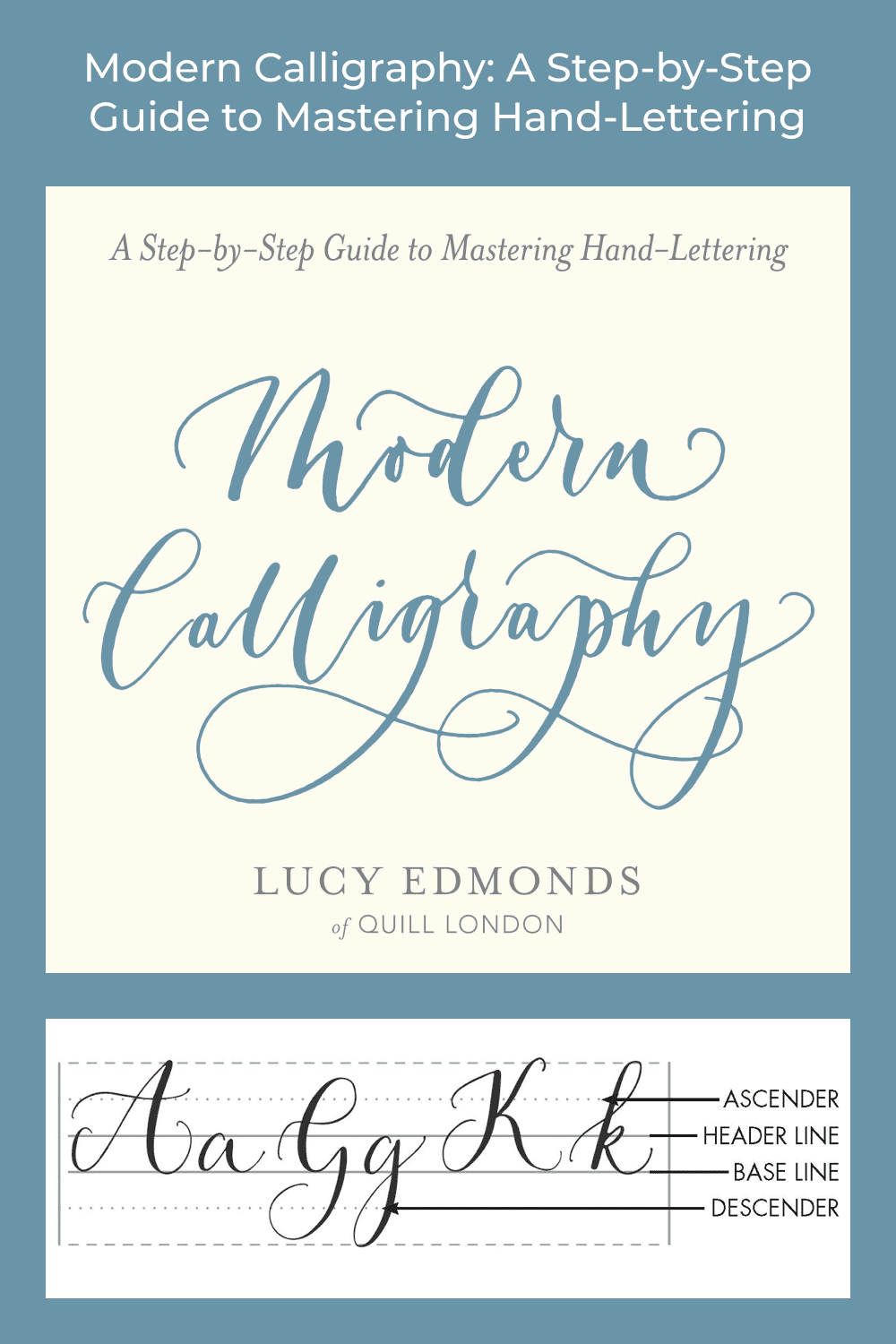 Unlock your creativity with this inspiring guide to modern calligraphy.