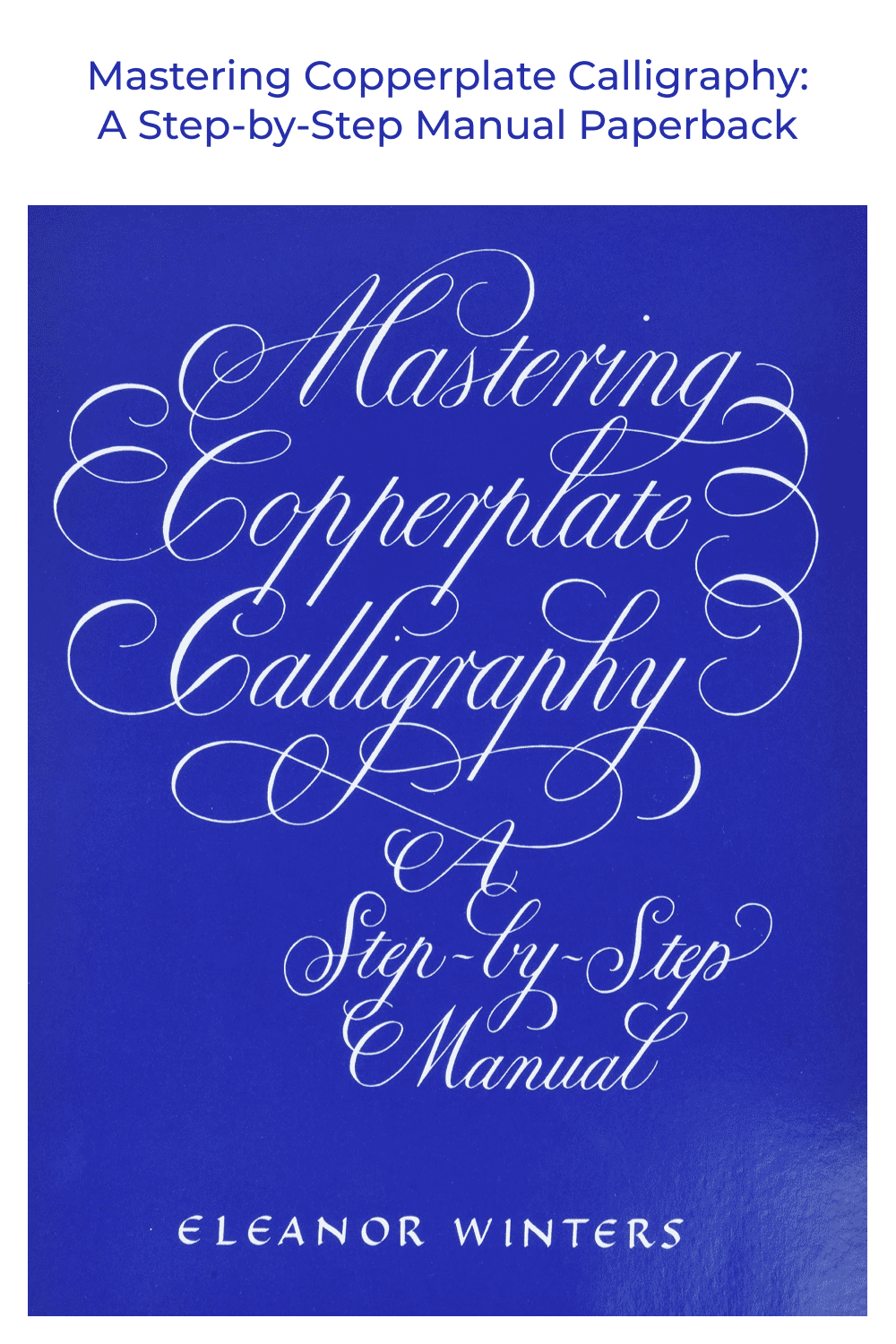 Developed by English handwriting masters in the 18th century, copperplate calligraphy is admired for its fluidity and beauty.
