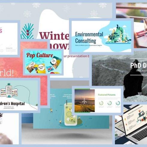35+ Best PowerPoint Presentation Templates 2021: Free and Premium