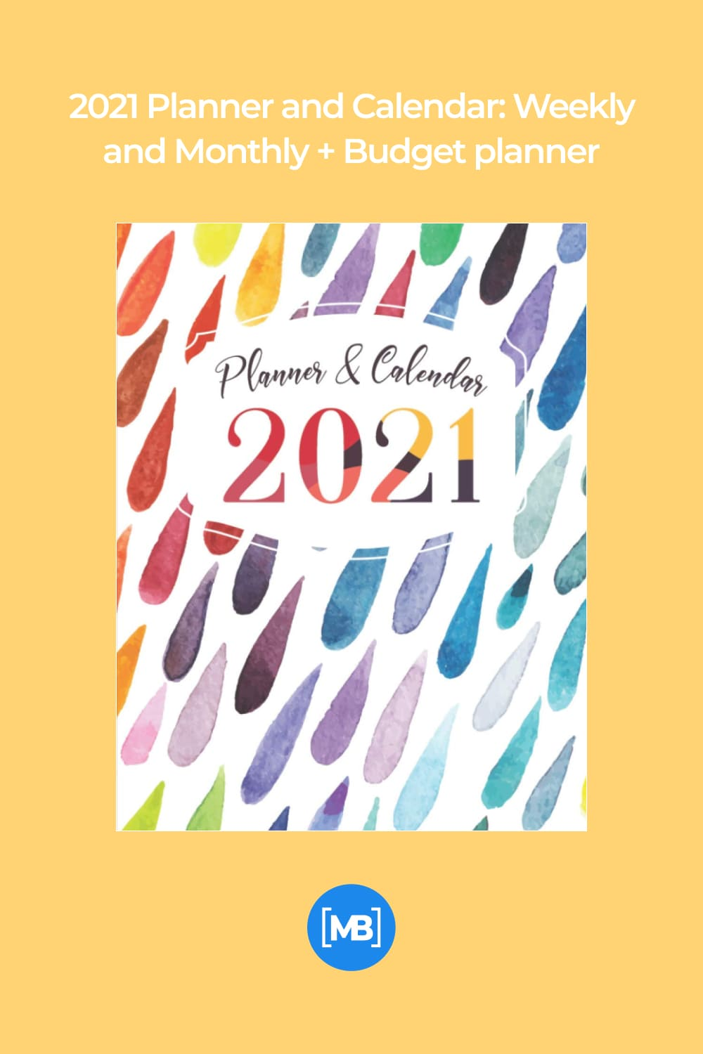 Here it is, a multi themed 2021 planner covering it all.