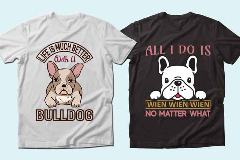 Bulldog and vivid phrases.