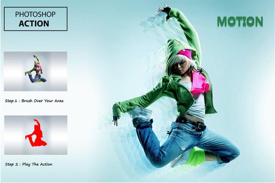 Girl dancing hip-hop.