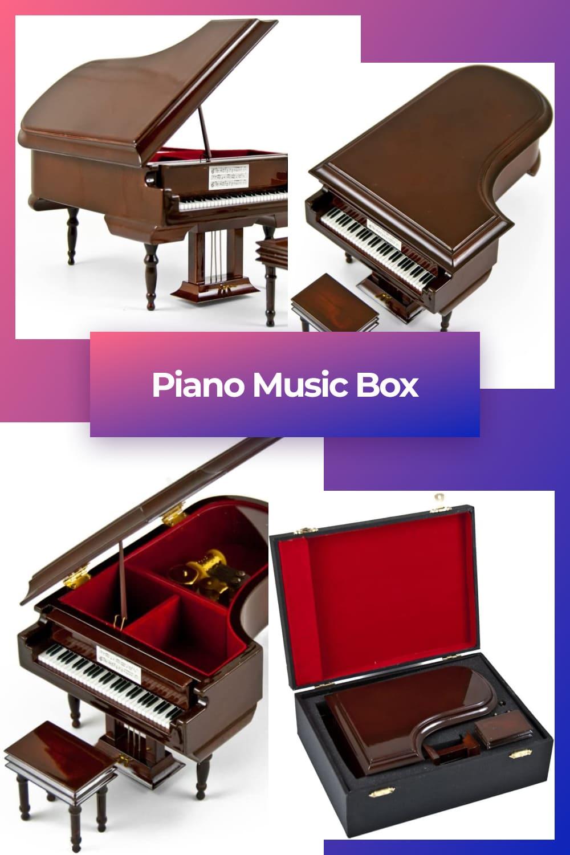 Piano Music Box.